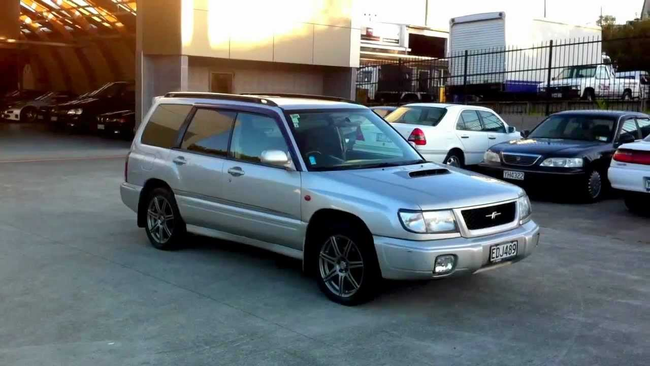 Subaru forester stb twin turbo youtube sciox Images