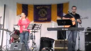 "Sugarland-""Already Gone"" performed by Katie Perkins"