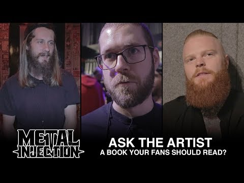 ATA: What Book Should Your Fans Read? | Metal Injection