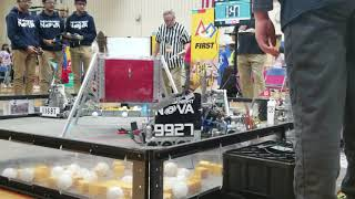 Clip 5, 12/16/18 Robotux v Midnight Nova, Southern NJ Qualifier