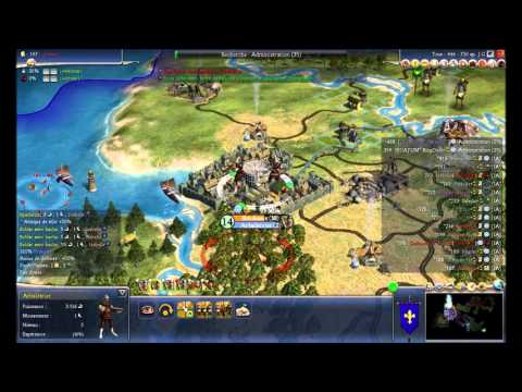 Le Brasier de l'Europe Episode 5 (Civilization IV Coop)