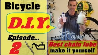 BEST chain lubricant ever !! .....make it yourself.