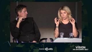 Vision 2017 - WebVR Panel