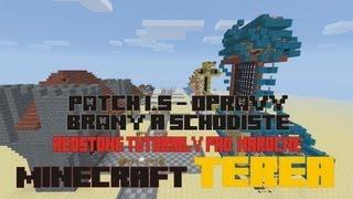 Minecraft - Redstone brány oprava pro patch 1.5