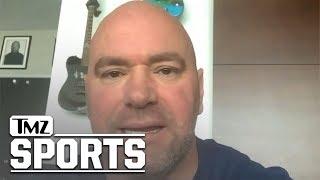 Dana White Gunning to Make Israel Adesanya vs. Paulo Costa Fight | TMZ Sports