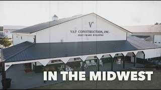 Vap Construction | Equine Barns, RV Storage, Garages, Workshops, and More!