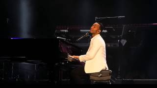 John Legend - All Of Me Live Rock In Rio USA 2015