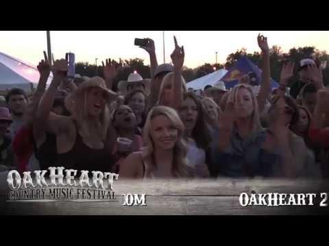 OakHeart Country Music Festival - 2013