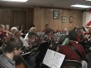 """White Christmas""- Christmas Bluegrass Strings"