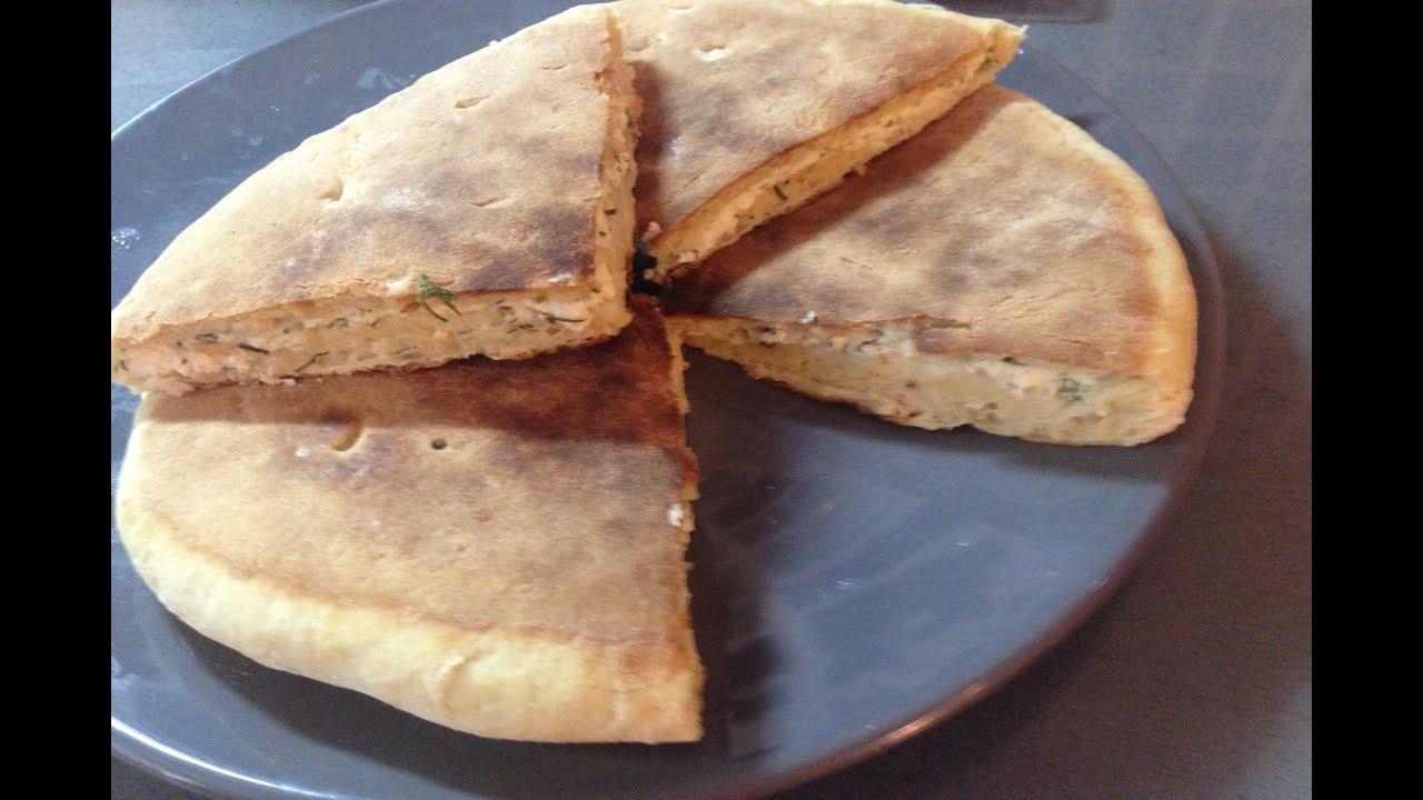 Смотреть Плацинды с творогом и сыром, Блюда по-домашнему с фото по шагам рецепта видео