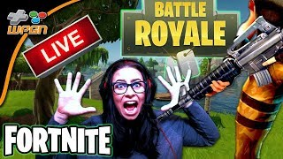 FORTNITE BATTLE ROYALE! #1 Ranked? LIVE STREAM! LETS GET THAT WIN! SUBSCRIBE!