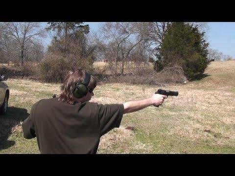 US Military Handgun Roundup