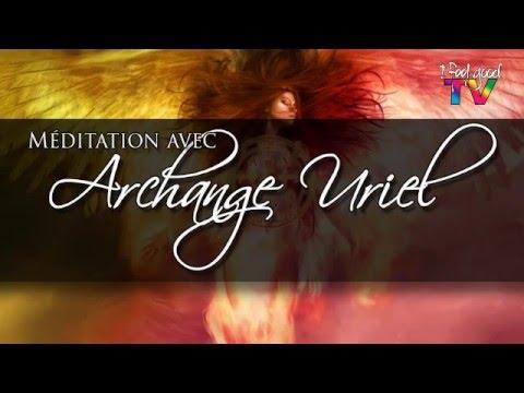 Exceptionnel Méditation Archange Uriel - YouTube ZT62