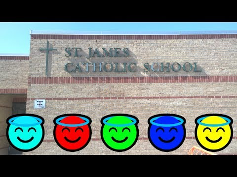 Saint James Catholic School