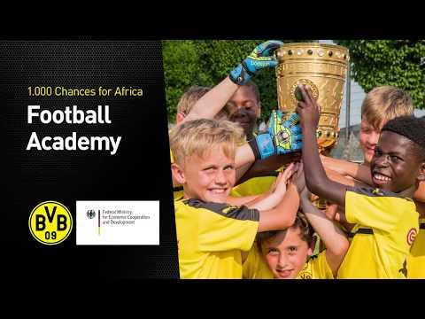 Football academy BMZ-BVB – Trailer (EN)