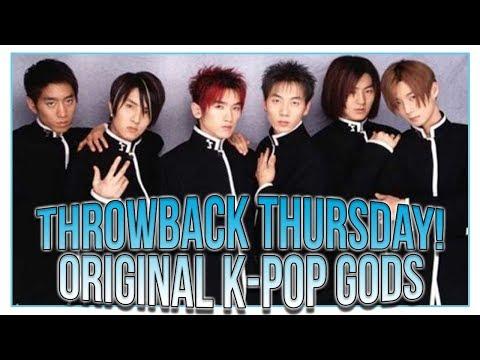 THE ORIGINAL K-POP IDOLS THROWBACK THURSDAY: Shinhwa - Perfect Man  Reaction