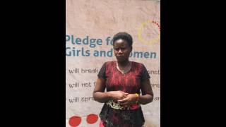 MHM Training in Kenya - Q&A with Patricia Mulongo