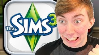 The Sims 3 - SIMOLEONS MONEY CHEAT - Part 3 (iPhone Gameplay Video)