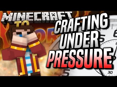 #Minecraft Mods - To The Core #65 - CRAFTING UNDER PRESSURE