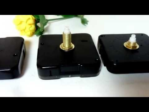 10 pz meccanismo per orologio da parete meccanismi orologi for Orologio da parete radiocontrollato