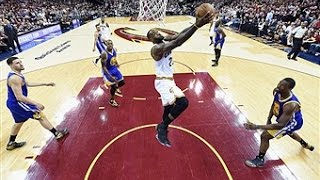 LeBron James Leads Cleveland to Game 3 Win