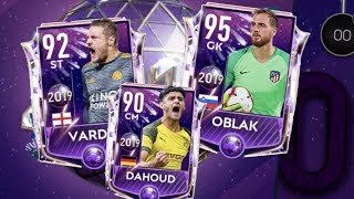 We Got our First New Years Master! FIFA Mobile 19 New Years Promo!