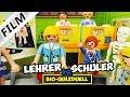 Playmobil Film Deutsch LEHRER VS SCHÜLER: DAS BIO-QUIZDUELL! WISSEN ÜBER MENSCH & TIER Familie Vogel