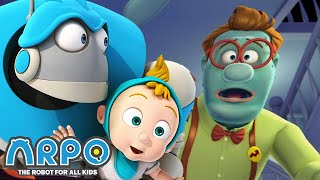 ARPO The Robot For All Kids - Run For Your Life | Full Episode…