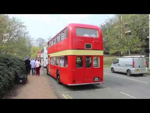 Wellingborough Museum, 6th Annual Bus Rally & Irchester Narrow Gauge Railway Museum 21/4/18