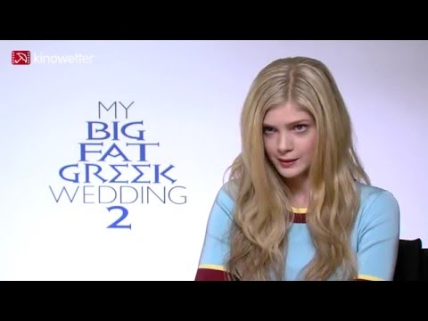 Elena Kampouris MY BIG FAT GREEK WEDDING 2