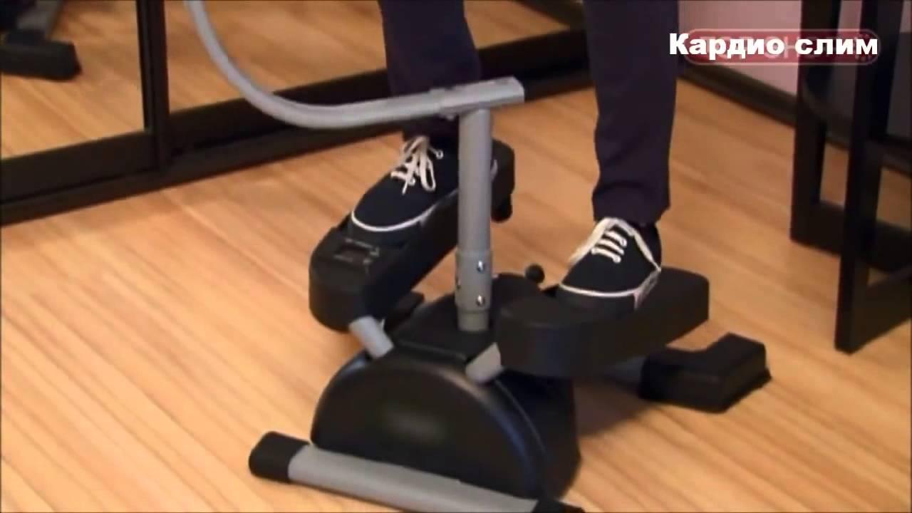 Тренажер Cardio Twister упражнения