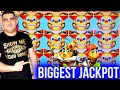 Biggest JACKPOT On Lucky Honeycomb Twin Fever Slot
