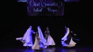 Persian Game of Thrones Mim Rasouli  Šírín Dance Orient Connection 2018