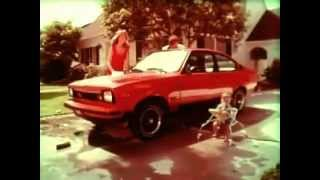 Buick Opel - Commercial - Isuzu Gemini / Opel Kadett C for the USA