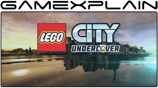 LEGO City Undercover - Switch / PS4 / XBO Annoucement Trailer