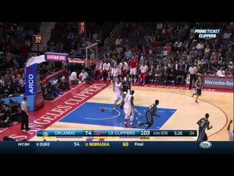 Willie Green Highlights 12.03.2014 Magic vs. Clippers