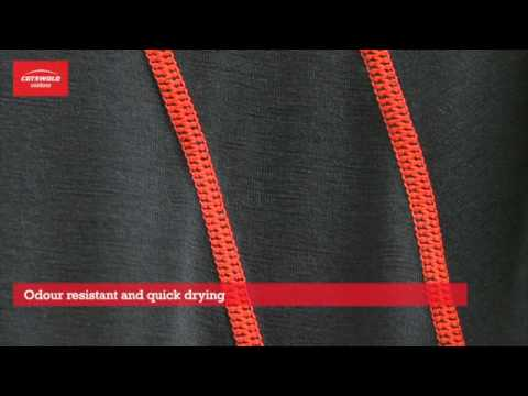 Icebreaker Short Sleeve Quest Crewe top (men's) | Cotswold Outdoor product video