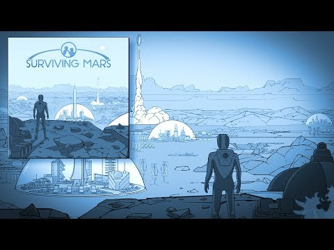 "Surviving Mars  - ""Quantum Sonics"" Radio Station"