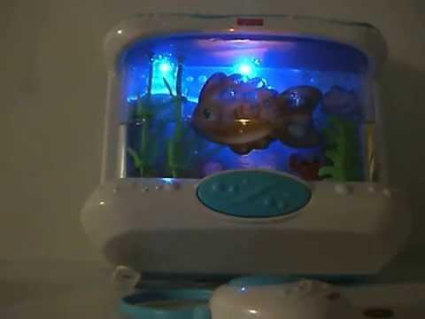 Fisher Price L6925 Ocean Wonders Aquarium Remote Control