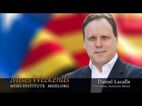 Daniel Lacalle: A Spanish Libertarian on Catalonia