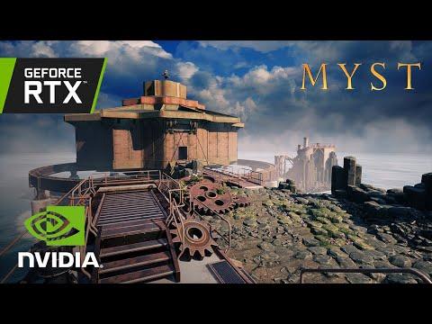 Myst   Announce Trailer