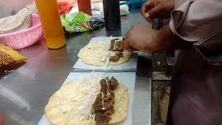Chicken Roll | Paratha Roll | Street Food
