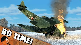 "IL-2 Battle of Stalingrad - ""We tried the Po-2..."""
