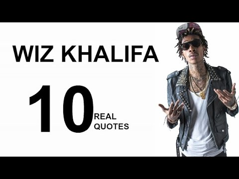 Wiz Khalifa 10 Real Life Quotes on Success | Inspiring | Motivational Quotes