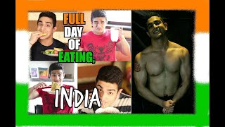 Full day of eating - INDIA | INDIAN Bodybuilding diet  | BeerBiceps LEAN BULKING DIET