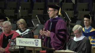 Thumbnail Western University Spring Convocation, June 20, 2017 - Jeff Orr