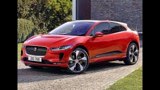 2019 Jaguar I-PACE - Drive,Interior and Exterior Electric Crossover