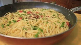 Spaghetti Con Vongole Surgelate