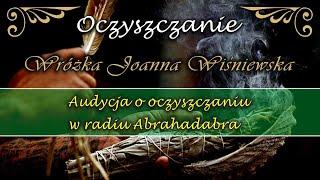 audycja o oczyszczaniu w radiu Abrahadabra