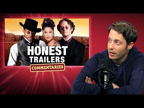 Honest Trailers Commentary | Wild Wild West